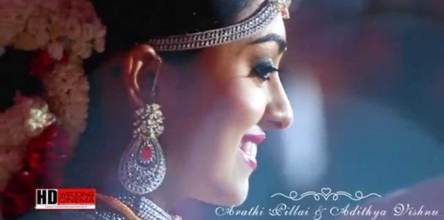 Big Indian Wedding- Ravi Pillai's daughter| Dr. Arathi weds Dr. Adithya