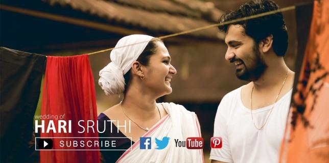 Sreeragamo..A Rhythmic Brahmin Wedding